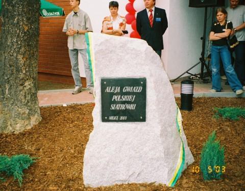 I edycja – 2003