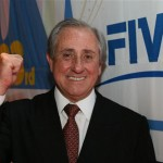 21-09-12 The new FIVB President Dr Ary Graça